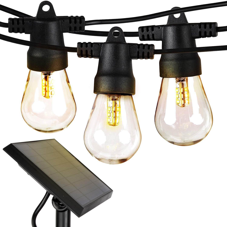 Brightech Ambience Pro Solar String Lights