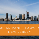 Solar Panel Laws in New Jersey