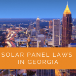 Solar Panel Laws in Georgia