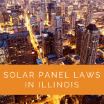 Solar Panel Laws in Illinois