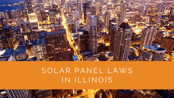 Solar Panel Laws in Illinois