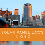 Solar Panel Laws in Ohio