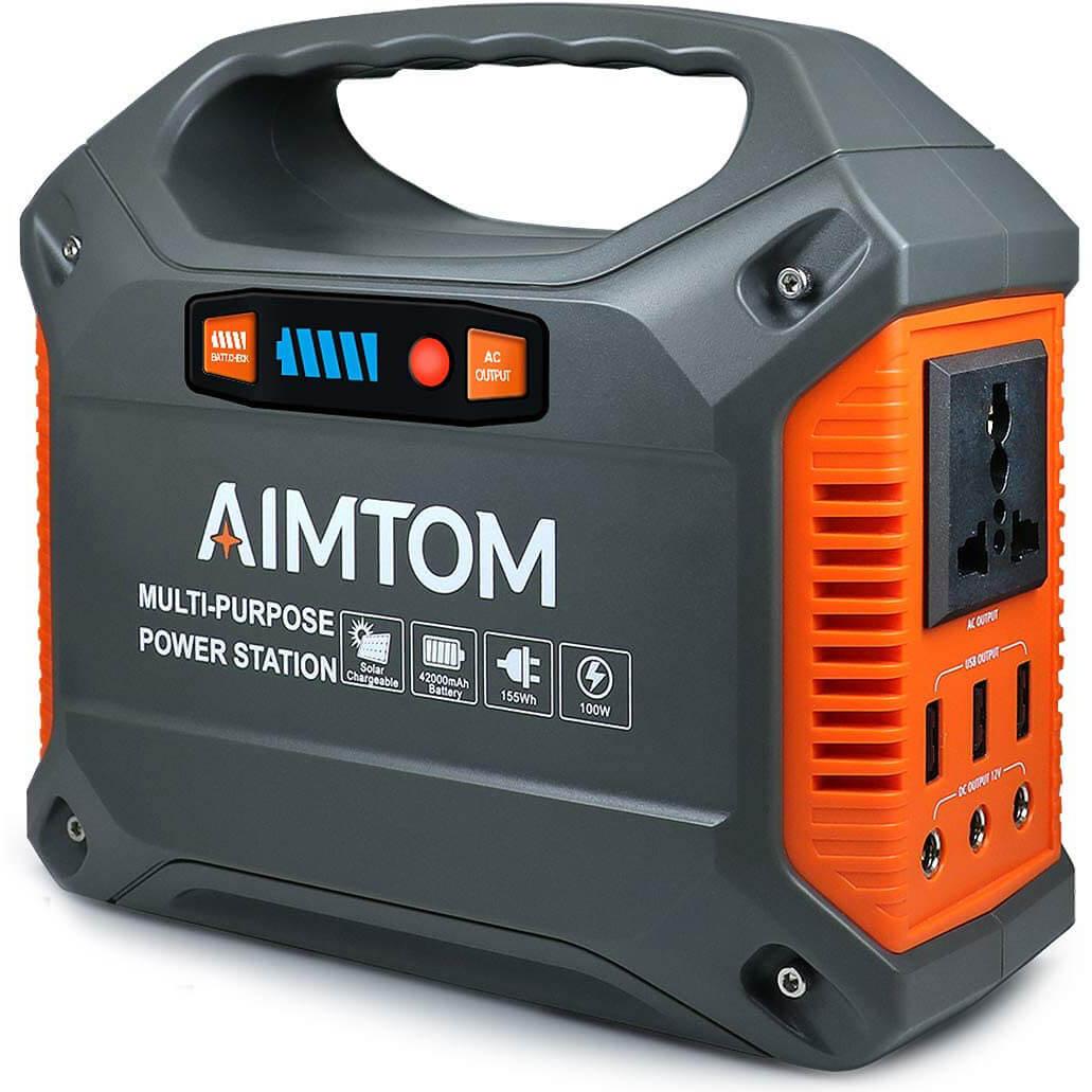 AIMTOM 155Wh Portable Power Station