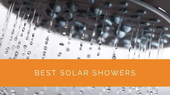 Best Solar Showers