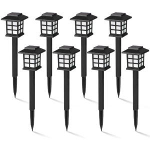 GIGALUMI Solar Path Lights
