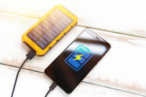 Modern Solar Power Bank