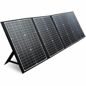 PAXCESS 120W Portable Solar Panel