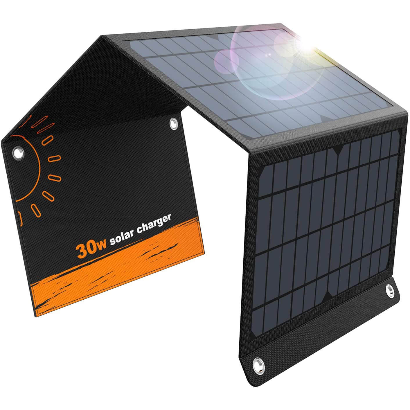 QiSa Solar Charger