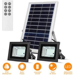 Richarm Solar Flood Lights