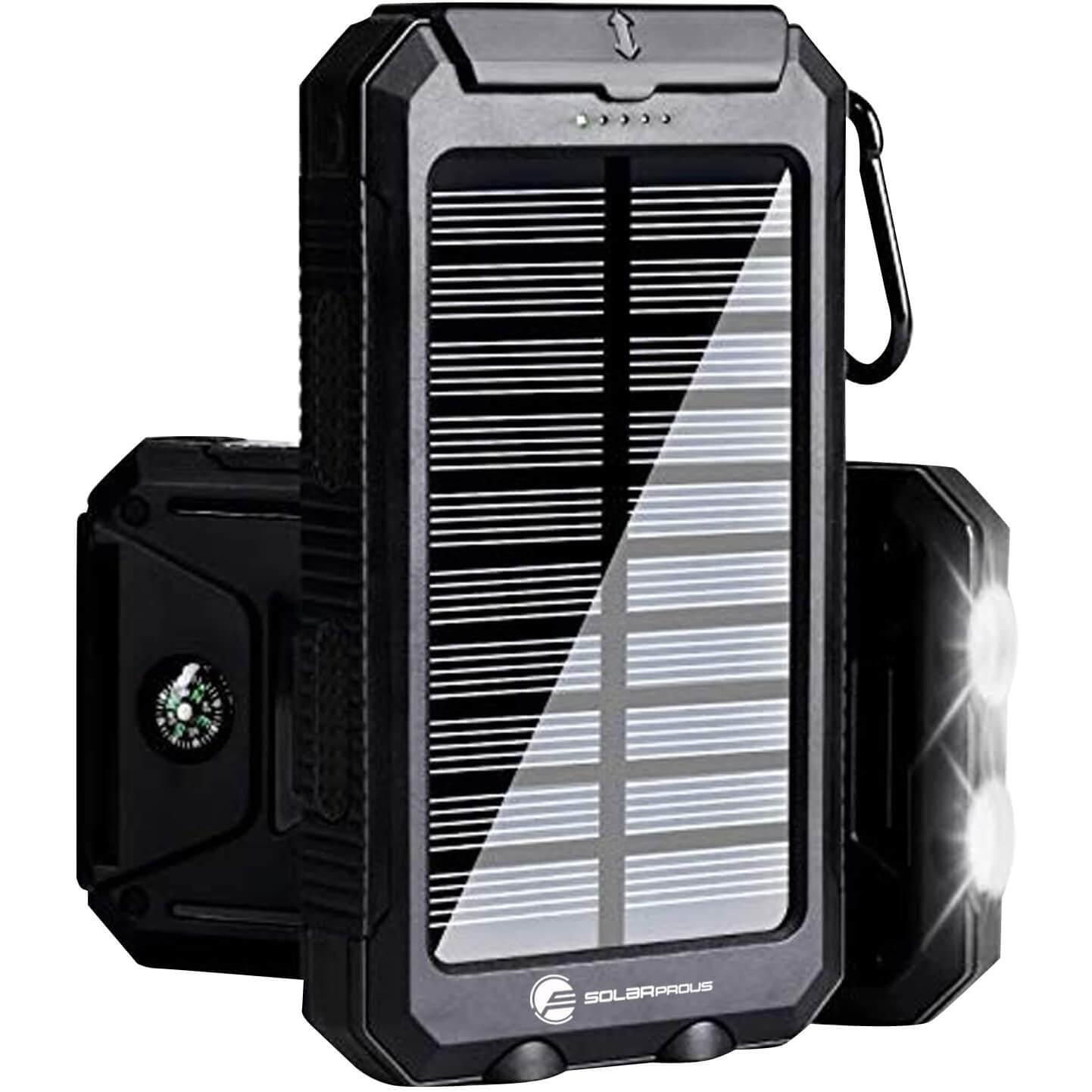 Solarprous Portable Power Bank