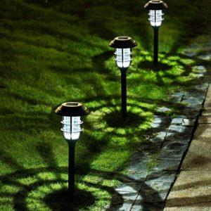 Solpex Solar Pathway Lights
