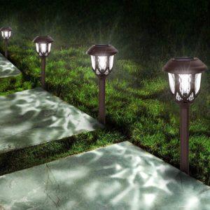 StarGinz Solar Pathway Lights
