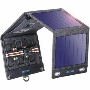 VITCOCO 16W Foldable Solar Power Bank