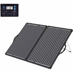 ACOPOWER 100W Mono Lightweight Portable Solar Panel Kit