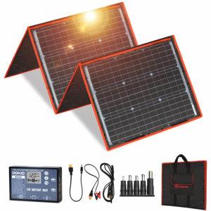 DOKIO 150 Watts Solar Panel Kit