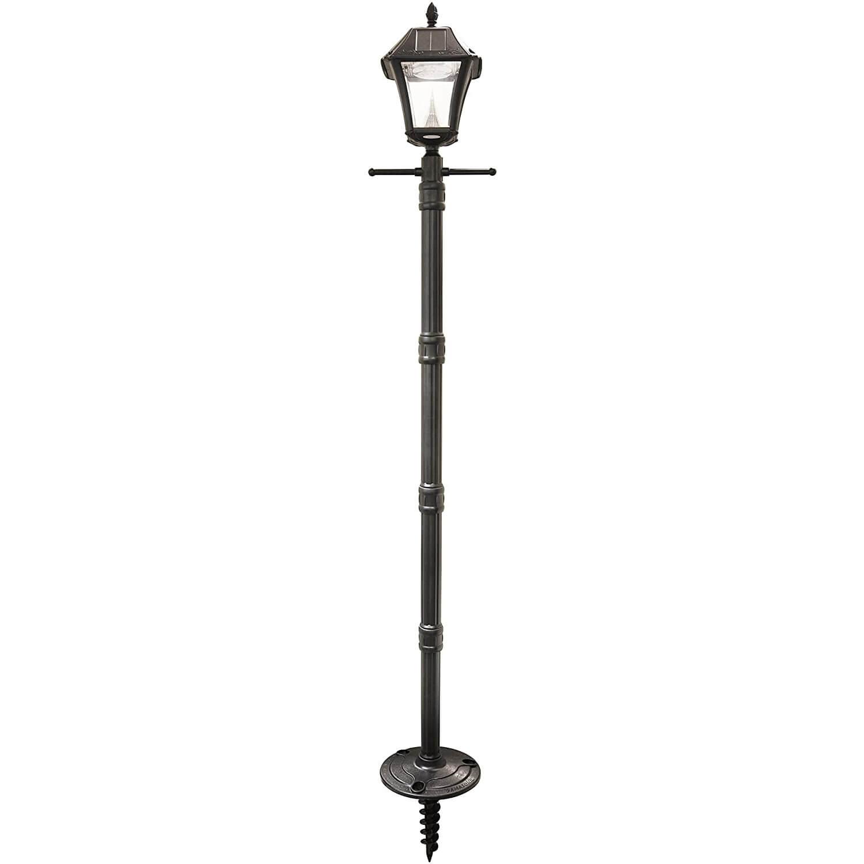 Gama Sonic GS-105S-G Baytown Ez Anchor Lamp
