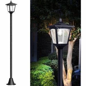 Greluna Solar Lamp Post Lights