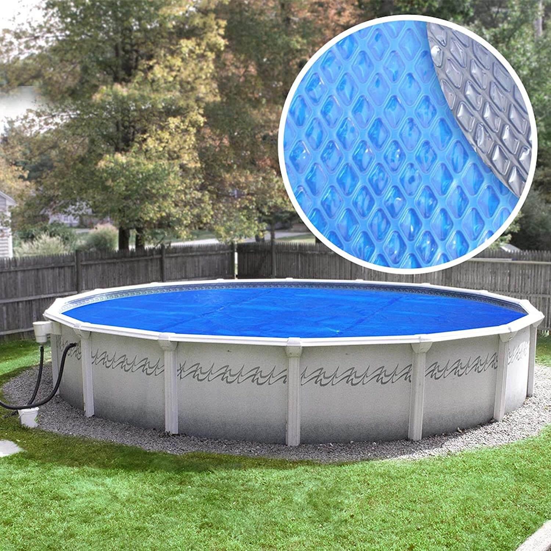 Robelle Round Space Age Diamond Solar Pool Cover