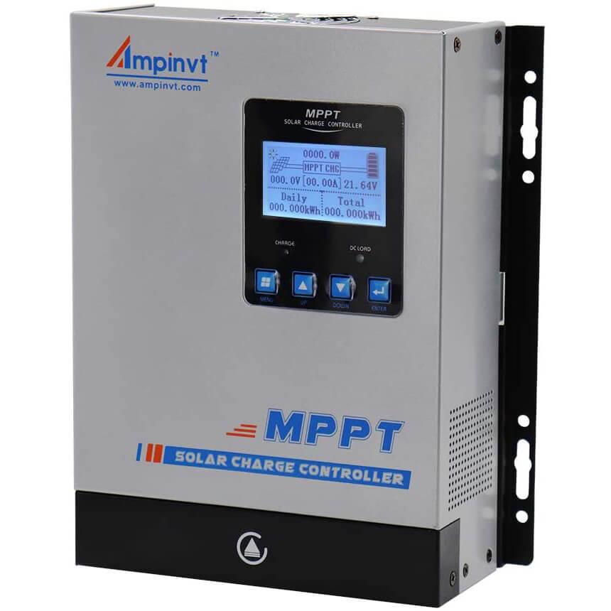 AMPINVT 60A MPPT Solar Charge Controller