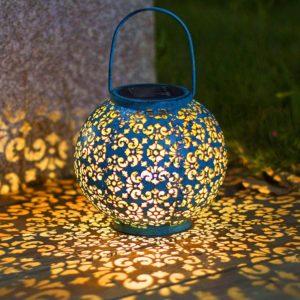 Homeimpro Solar Big Lantern