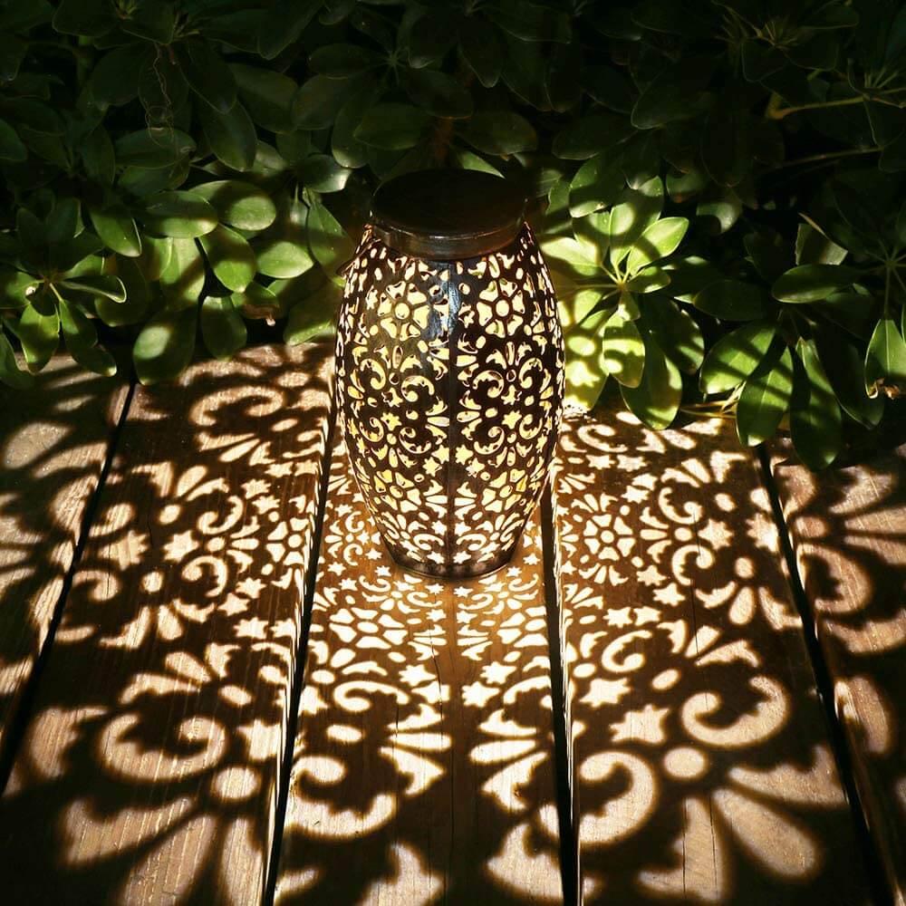 Kaixoxin Solar Lantern Lights