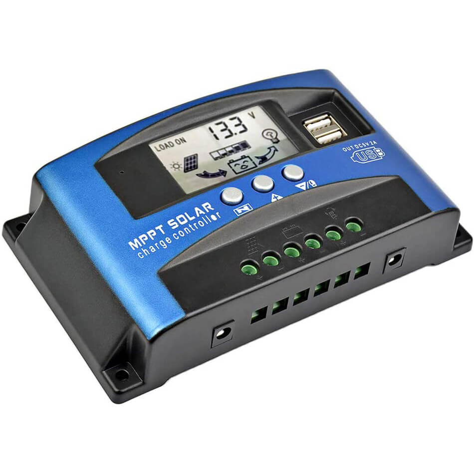 SUNYIMA 60A MPPT Solar Charge Controller