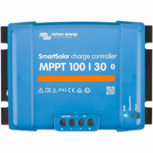 Victron Energy SmartSolar MPPT 100V 30 amp 12 24-Volt Solar Charge Controller