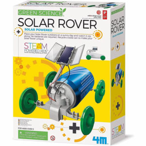 4M 3782 Green Science Solar Rover Kit