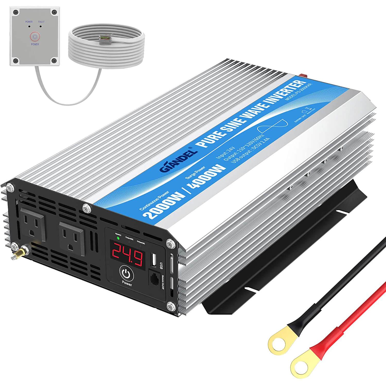 GIANDEL 2000W Power Inverter