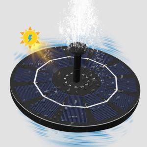 Kandice Solar Powered Fountain