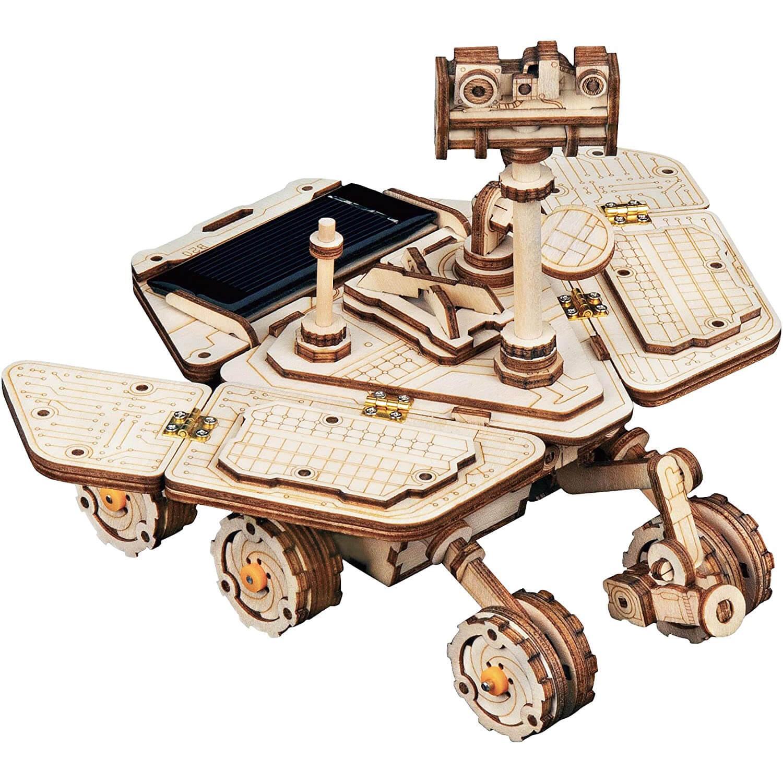 ROBOTIME DIY Toy Set Solar Power Toy DIY Kit
