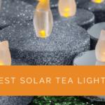 Best Solar Tea Lights